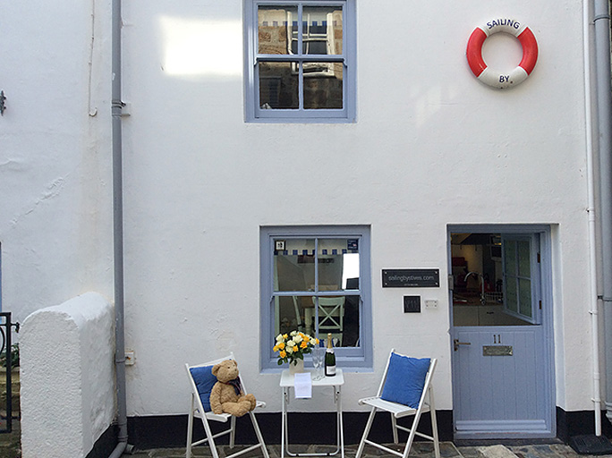 Miraculous Sailing By St Ives Self Catering Cottages St Ives Home Interior And Landscaping Ologienasavecom