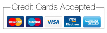 Credit card icons April 2016