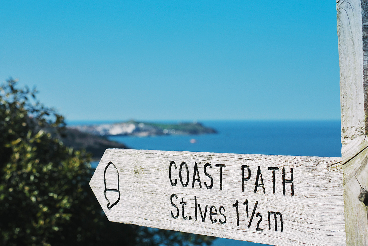 Discover your path in St Ives